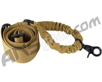 Aim Sports One Point Bungee Rifle Sling - Tan (AOPST)