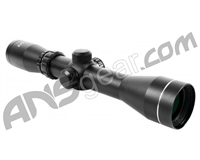 Aim Sports Scout Series 2-7X42mm Rifle Scope w/ Mil-Dot Reticle (JHI2742G-M)
