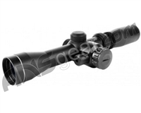 Aim Sports Scout Series 2-7X32mm Red Laser Rifle Scope w/ Duplex Reticle (JHR2732B)