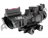 Aim Sports Prismatic Series 4X32mm Rifle Scope w/ Arrow Reticle (JTCFO432G)