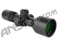 Aim Sports Tactical Series 3-9X42mm Compact Scope w/ P4 Sniper Reticle (JTD3940G)