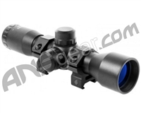 Aim Sports Tactical Series 4X32mm Compact Scope w/ Range Finder Reticle (JTR432B)