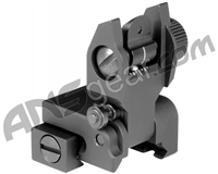 Aim Sports AR-15 Rear Flip-Up Sight (MT201)