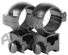 "Aim Sports 1"" Dovetail Rings - High (QD10T)"