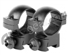 "Aim Sports 1"" Weaver Rings - Medium (QW10S)"