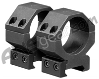 Aim Sports 30mm Weaver Rings - Medium (QWN3M)
