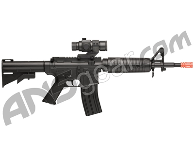 Crosman Pulse R73 Electronic Airsoft Rifle - Black