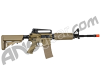KWA KM4A1 Carbine AEG Airsoft Gun - Limited Edition FDE