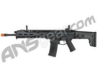KWA PTS Masada Gas Blow Back Airsoft Rifle - Black