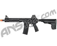 KWA PTS Mega Arms MKM AR-15 CQB Gas Blow Back Airsoft Rifle