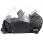 Angel Eyes Paintball Mask - Black