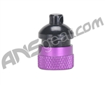 ANS HPA Tank Dust Cap - Purple
