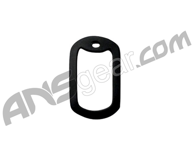 Dog Tag Silencer - Black