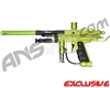 ANS GX-4 Chaos Series Autococker Paintball Gun - Sour Apple