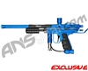 ANS GX-4 Chaos Series Pump Paintball Gun - Cobalt