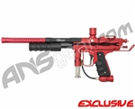 ANS GX-4 Chaos Series Pump Paintball Gun - Dark Lava