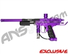 ANS GX-4 Chaos Series Pump Paintball Gun - Electric Purple