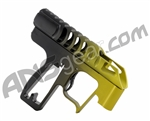 ANS Ion Body, Trigger, Frame, & QEV - Yellow/Black Fade