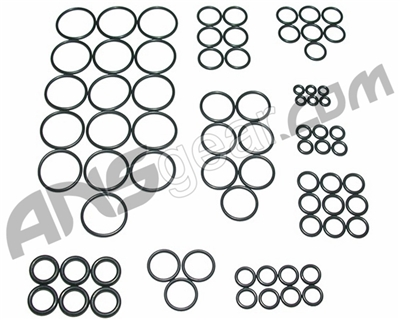 ANS Complete O-Ring Kit 3x Rebuild (Bag) - Fusion F7