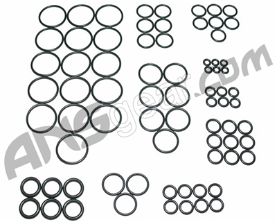 ANS Complete O-Ring Kit 3x Rebuild (Bag) - PM6