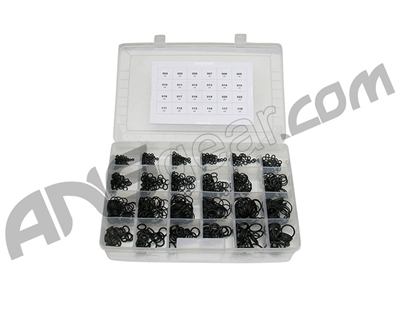 ANS Complete O-Ring Kit 5x Rebuild (Box) - Ego 08