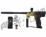 ANS Razor Ion 2.0 Paintball Gun - Dust Yellow/Black Fade