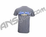 ANS Aggressor Men's T-Shirt - Grey