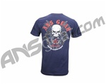 ANS Hitman Men's T-Shirt - Navy