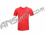 ANS Logo Men's T-Shirt - Red