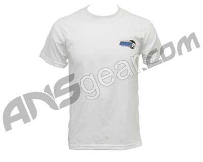 ANS Men's Old School T-Shirt - White