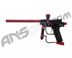 Azodin 2011 Blitz Paintball Gun - Matte Black/Red