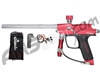 Azodin Blitz Evo Paintball Gun - Red/Silver