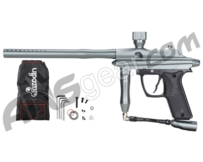 Azodin Kaos Paintball Gun - Gunmetal Blue