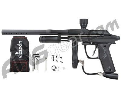 2011 Azodin Kaos Pump Paintball Gun - Black