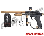 Azodin 2011 Limited Edition Kaos Pump Paintball Gun - Black/Gold