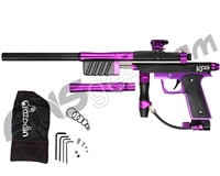 Azodin KP3 Special Edition Kaos Pump Paintball Gun - Black/Purple