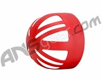 BlackStar Tank Butt 2.0 Paintball Cover - Red