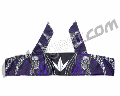 Bnkr Kings Grand Tie Head Band - Reaper