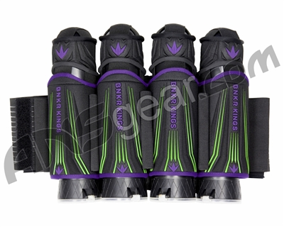 Bnkr Kings 4+5 Supreme Paintball Pack - Heisenberg
