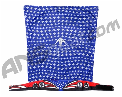 Bnkr Kings Wrap Head Wrap - Flag'O'Rama