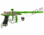 2012 Bob Long G6R F5 OLED Intimidator - Dust Khaki/Lime