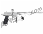 2012 Bob Long G6R F5 OLED Intimidator - Dust White/Silver