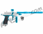 2012 Bob Long G6R F5 OLED Intimidator - Dust White/Teal