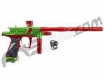 2012 Bob Long G6R F5 OLED Intimidator - Lime/Red