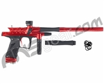 2012 Bob Long G6R OLED Intimidator - Flame Red w/ Dust Black