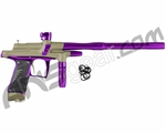 2012 Bob Long G6R Z OLED Intimidator - Dust Khaki w/ Purple