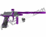 2012 Bob Long G6R Z OLED Intimidator - Dust Titanium w/ Purple