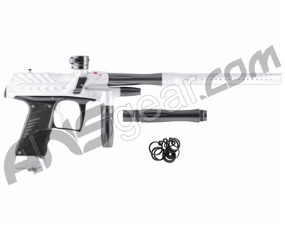 Bob Long Dragon G6R Intimidator - Dust White/Polished Titanium