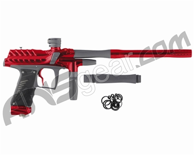 Bob Long Dragon G6R Intimidator - Polished Red/Dust Titanium