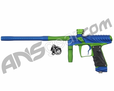 Bob Long Insight NG Paintball Gun - Dust Blue/Dust Lime